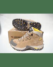Zapato Dolomite Scrambre JR WP BEIGE