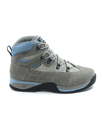 Zapato Dolomite FLASH PLUS JR GTX GRAY