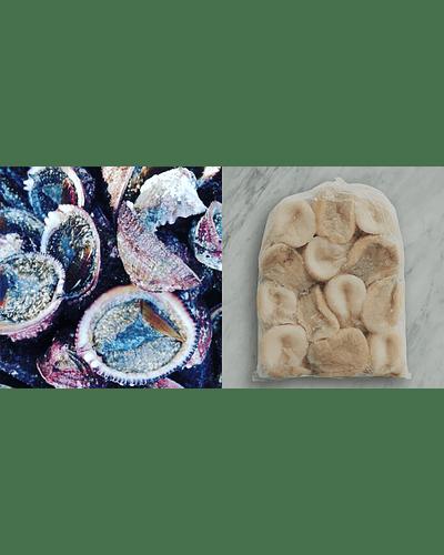 Locos Crudos Apaleados y Congelados, Bolsa de 1 Kg