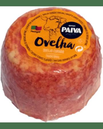 Queso Oveja curado semi-duro con Paprika 120g