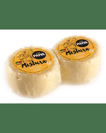 Queso Mezcla Vaca/Oveja/Cabra madurado semi-duro pack de 2 un. de 120g