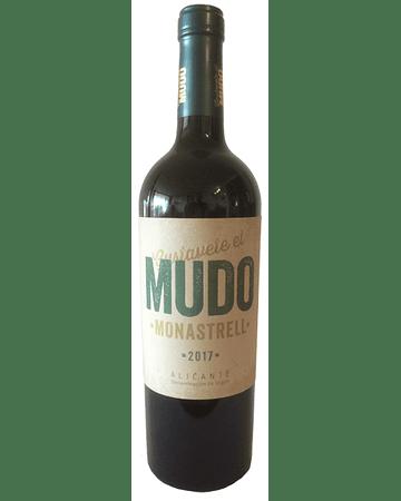 Gustavete El Mudo Monastrell 2017, D.O. Alicante 75 cl.