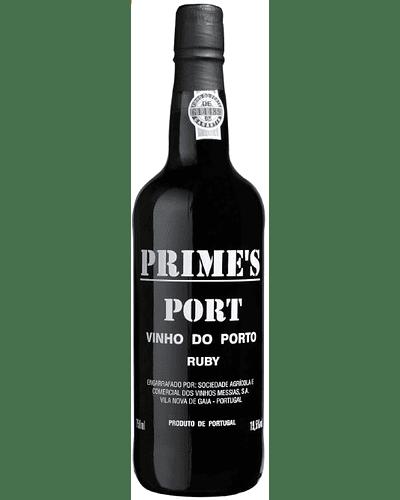 Vino Oporto Tinto PRIME'S RUBY 75cl DOP