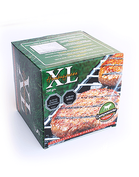 Pack Hamburguesa Parrillera XL Camposorno