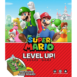 Super Mario - Level Up