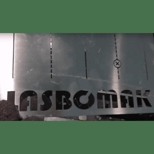 Laser Co2  2500x1300mm Metal e não metal 300w - Image 7