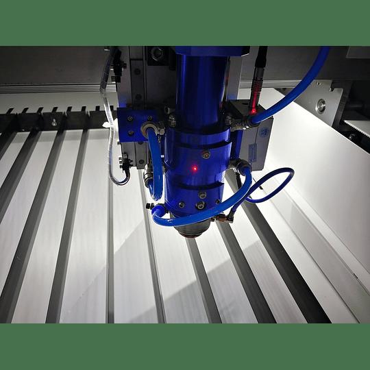Laser Co2  2500x1300mm Metal e não metal 300w - Image 2