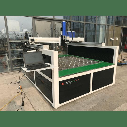 Máquina Laser de Gravação em Vidro/ Espelhos e metal 1600/1600mm - Image 2