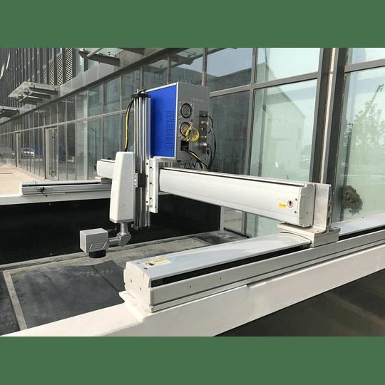 Máquina Laser de Gravação em Vidro/ Espelhos e metal 1600/1600mm - Image 4