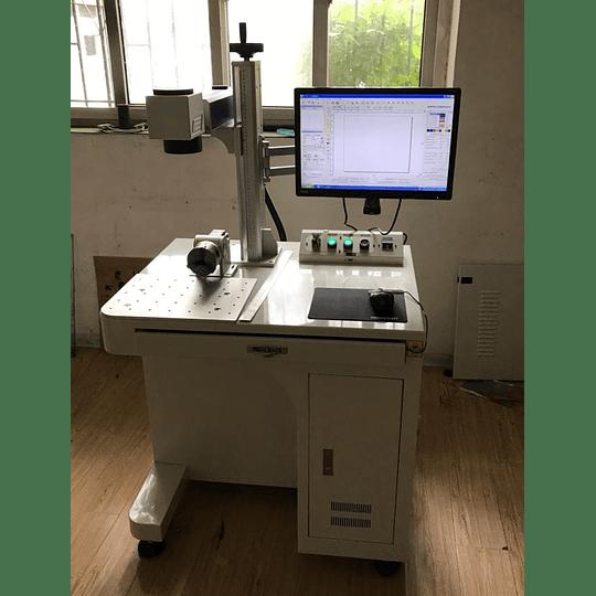 Laser fibra 30w . gravação de metais e não metais - Image 3
