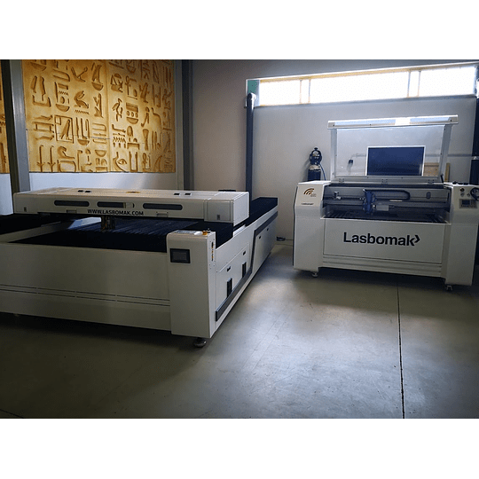 Laser CO2 Metal e nao metal 280w - Image 1