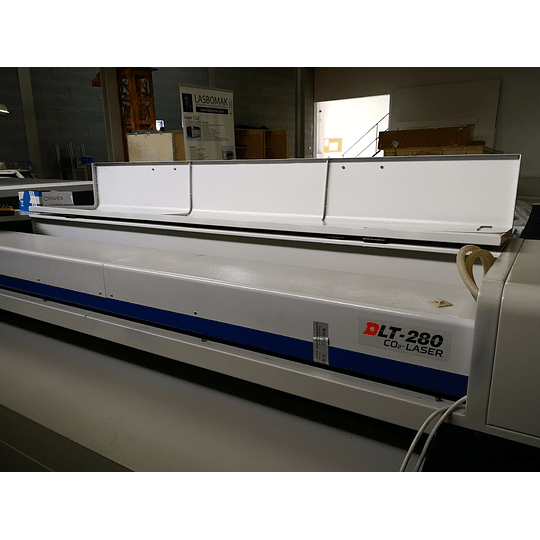 Laser Co2  3000x1500 mm Metal e nao metal 280w - Image 9
