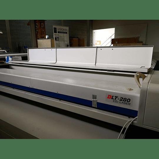 Laser Co2  2500x1300mm Metal e não metal 300w - Image 9
