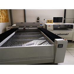 Laser Co2  3000x1500 mm Metal e nao metal 280w
