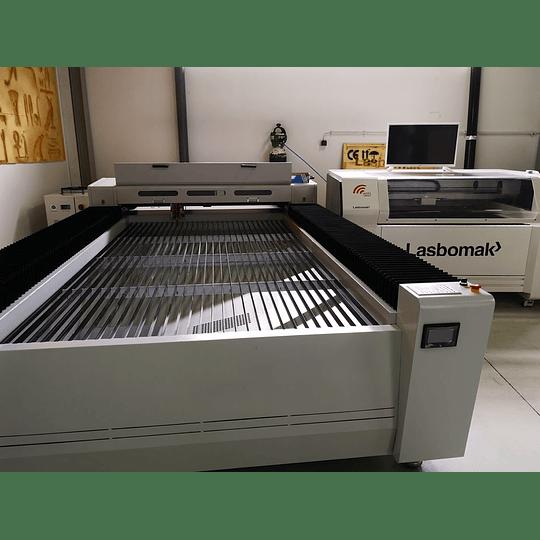 Laser Co2  2500x1300mm Metal e não metal 300w - Image 1
