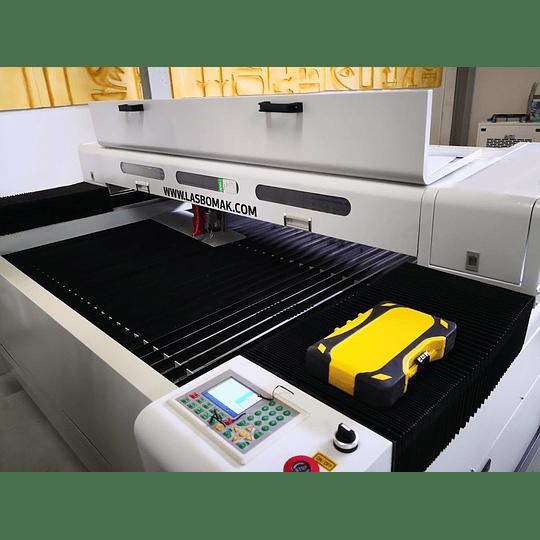 Laser Co2  2500x1300mm Metal e não metal 300w - Image 3