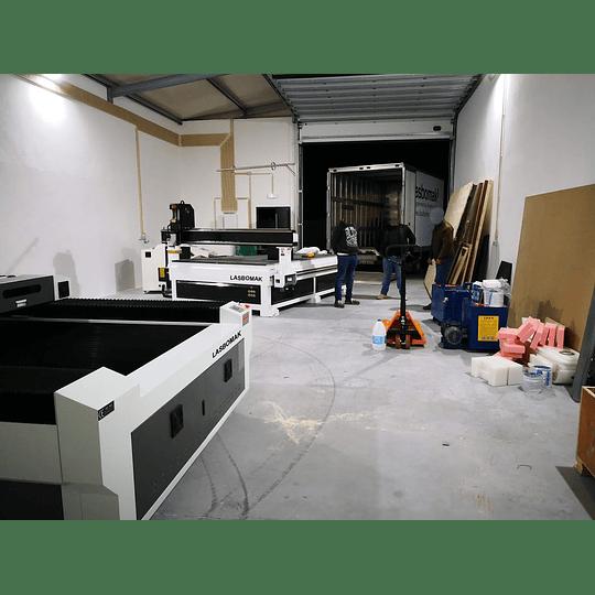 Laser Co2  2500x1300mm Metal e não metal 300w - Image 10