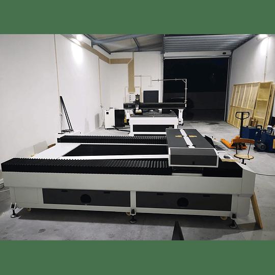 Laser Co2  2500x1300mm Metal e não metal 300w - Image 4