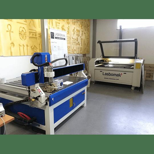 Fresadora CNC 1212  - Image 1