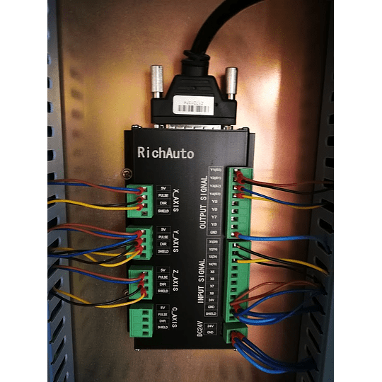 Fresadora cnc 2513 - Image 7