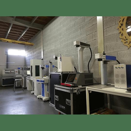 laser CO2 galvanométrico 100W tubo de vidro /30w rádio frequencia synrad USA madeiras / papel, etc  - Image 4