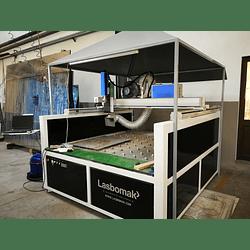 Máquina Laser de Gravação em Vidro/ Espelhos e metal 1600/1600mm