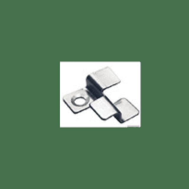 Clip de Acero Pisos Deck