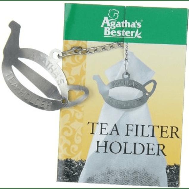 Clip para filtros de papel