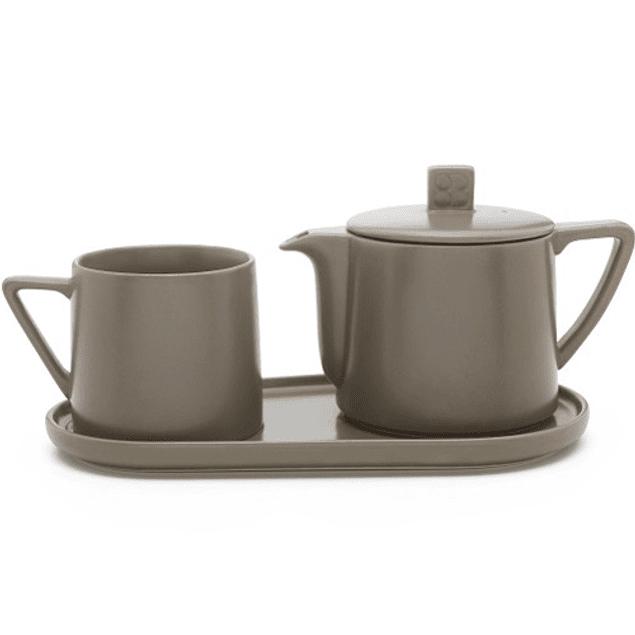 Set de Té para Uno Lund Bredemeijer