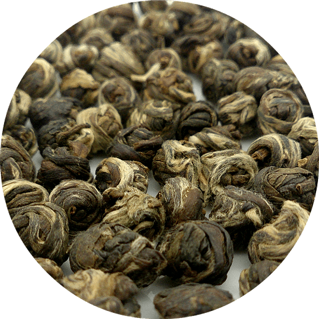 Jasmine Pearls - Tai Mu Long Zhu