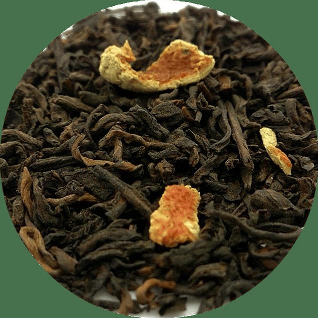 Pu Erh Orange