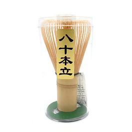 Batidor de Matcha Bambú