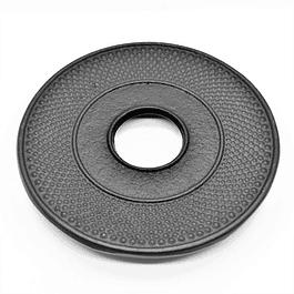 Salvamantel Iwachu Arare 13.5 cm Negro