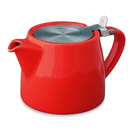 Tetera Stump Forlife Rojo 530 ml