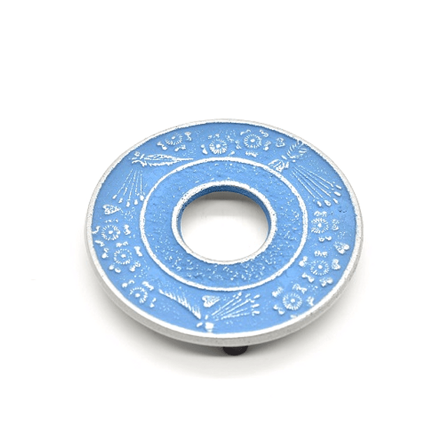 Salvamantel Iwachu Sakura Plata/Celeste 10 cm
