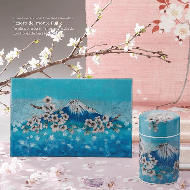 Flores de Cerezo - Siete Tesoros de Fuji - 80g