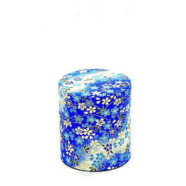 Berry Nice - Chiyogami Sakura Azul y Blanco 100 g