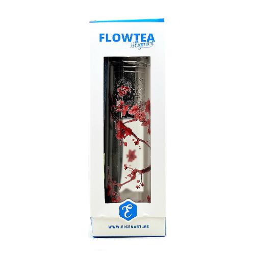 Botella Flowtea Cherry Blossom