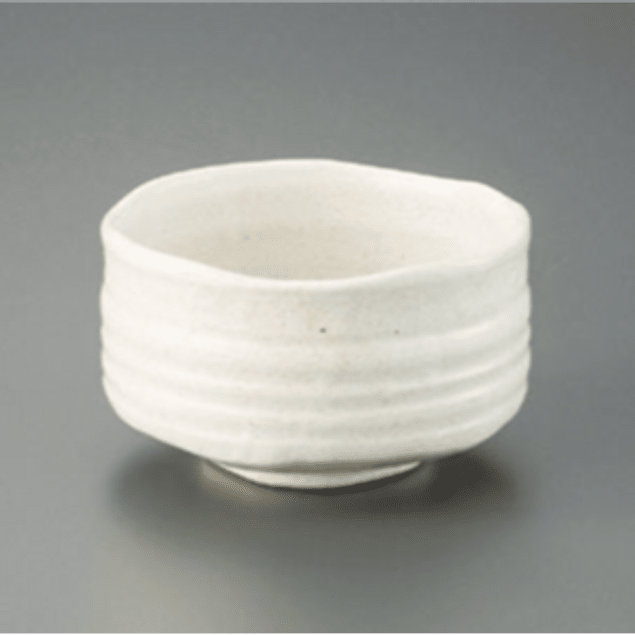 Chawan blanco para Matcha 400 ml