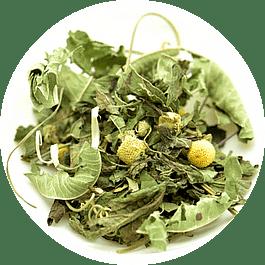 De Sueños (cedrón, melisa, manzanilla, menta y pasiflora)