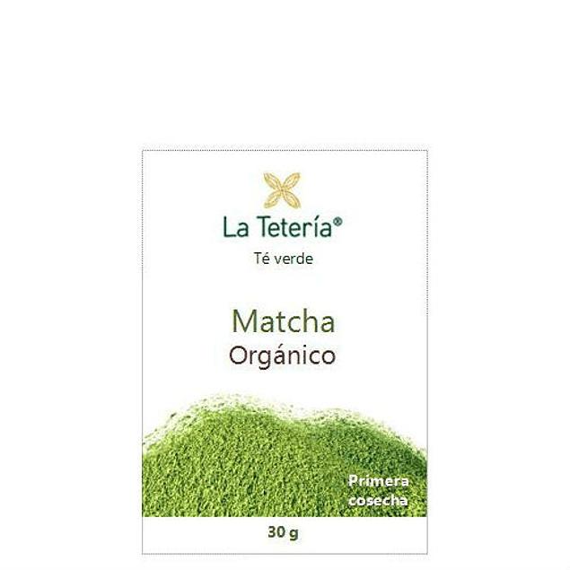 Matcha Orgánico Primera Cosecha