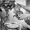 Té puro de lujo - Caja con 12 muestras de 10g de té en hojas.