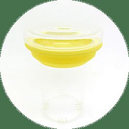 Filtro para té y hierbas de borosilicato