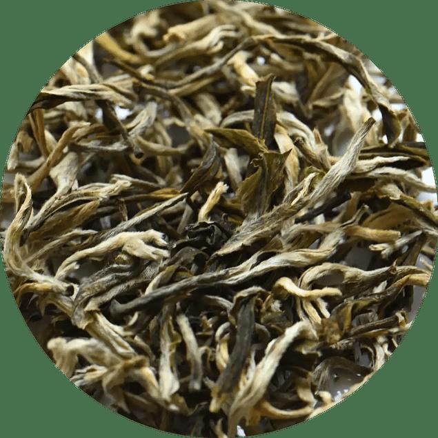 White Monkey Green Tea FOP