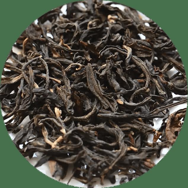 Anhua Heicha orgánico - Té Oscuro de la Frontera - Hunan