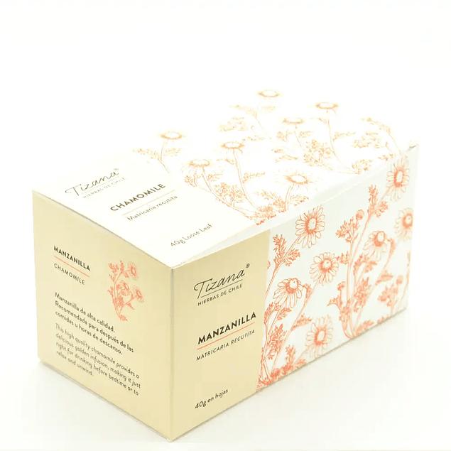 Manzanilla Flor de Primavera