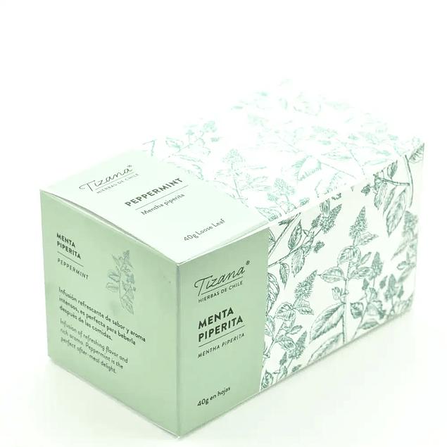 Menta Piperita orgánica