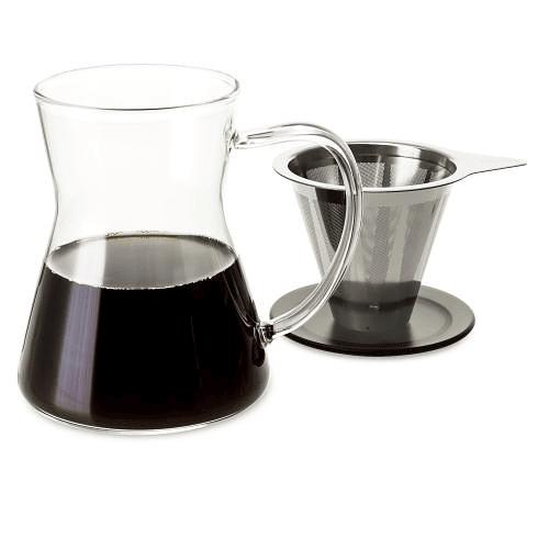 Cafetera por goteo Lucidity Drip in Mug 340 ml Ambar