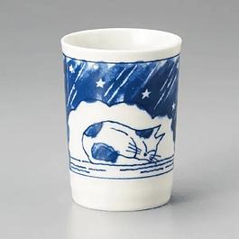 Vasos de porcelana Neko 130 ml