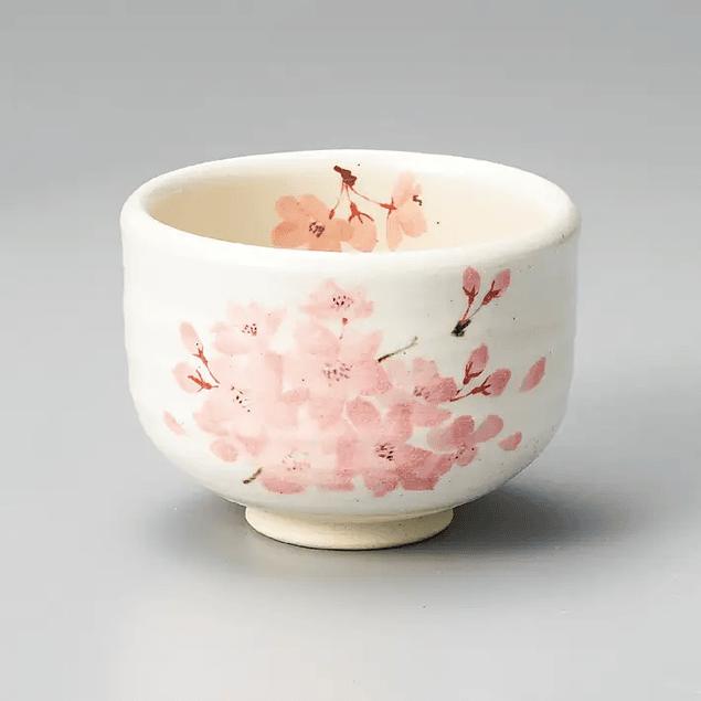 Chawan japonés personal para Matcha Ceremonial 250 ml Ume